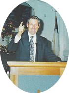 Rev. Carson Luther  Brown
